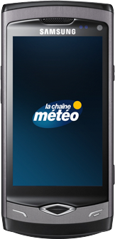 Application Samsung Bada La Chane Mto