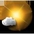 Tullins - 38210 - Je 23 : Peu nuageux