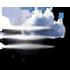 Tullins - 38210 - Ve 25 : Couvert et brumeux