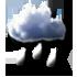 Tullins - 38210 - Me 19 : Pluie