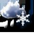Tullins - 38210 - Di 27 : Pluie et neige mêlées