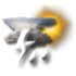 Grenoble - 38000 - Di 19 : Averses ou pluies orageuses