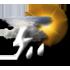 Tullins - 38210 - Lu 30 : Averses ou pluies orageuses
