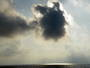 Nuage en bord de mer