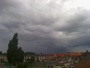 Pluie et orage...