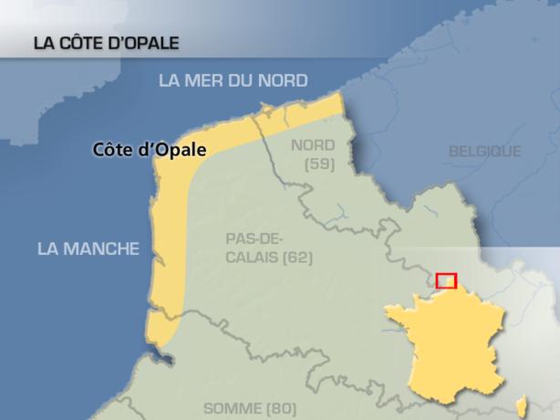 La Côte d'Opale : fraîche, ensoleillée et animée !