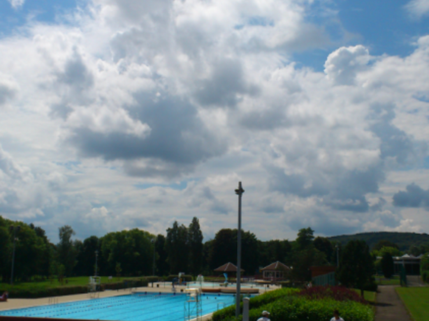 Piscine du parc (APPLICATION ANDROID - REPORTER MOBILE)